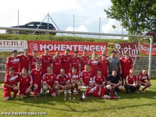 Fan-Club Turnier in Hohentengen