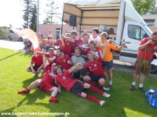 Fanclubturnier in Baindt