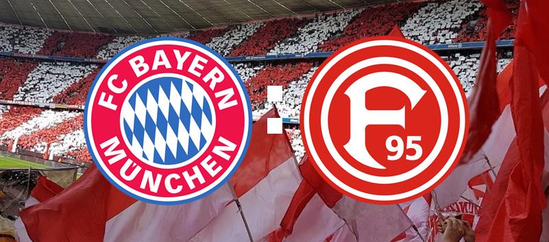 Resultado de imagen de FC bayern fortuna dusseldorf